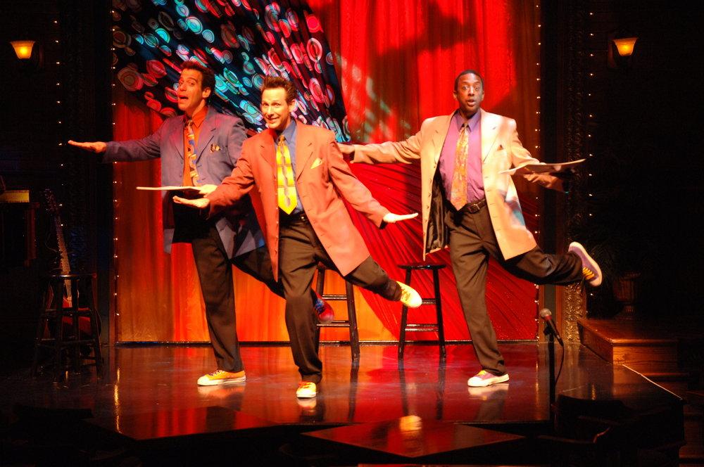 Flip Side - Pelican PressSarasota HeraldTotalTheatre.comBroadway.comFST Press Release