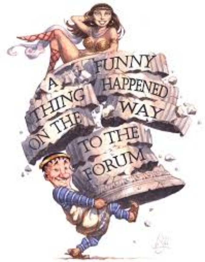 A funny thing happened on the way to the forum - Shawnee NewsEdmond Sun