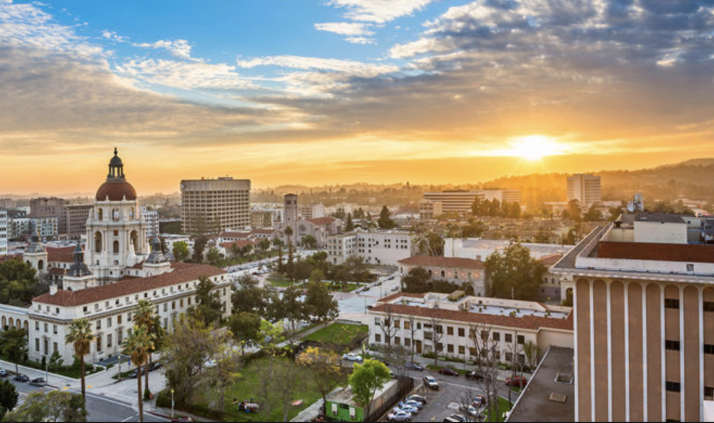 Pasadena,California