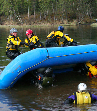 TECHNICAL RESCUE -