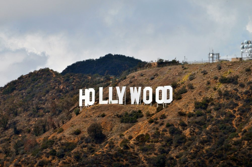 Hollywood is part of California's    28th    congressional district.