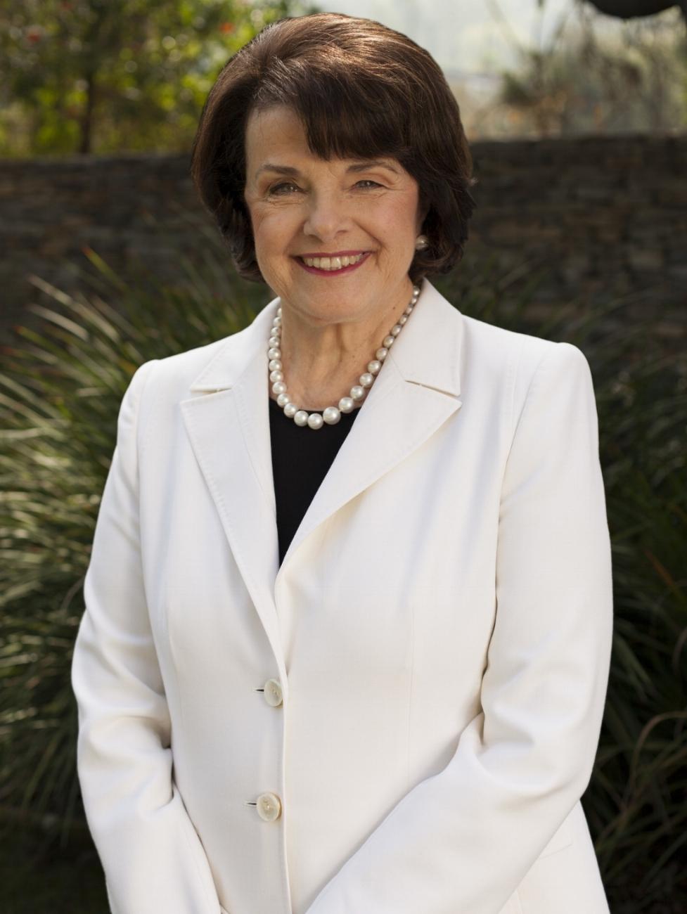 Dianne Feinstein - U.S. Senator