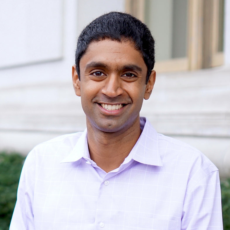 Vivek Viswanathan - Treasurer