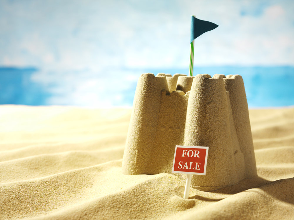 Selling in warmer weather -