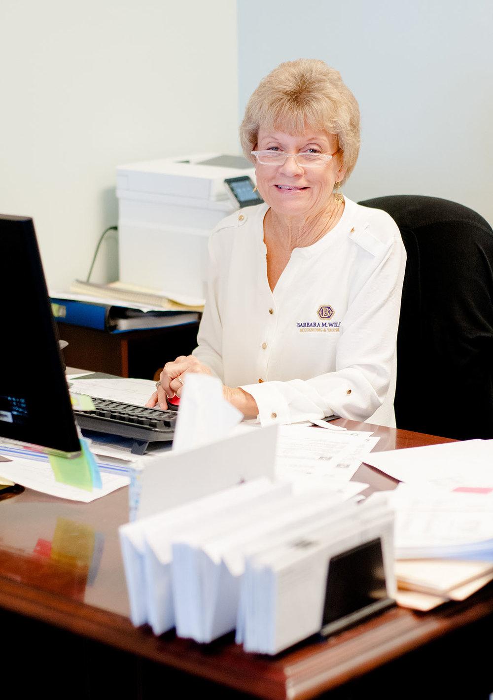 Kathy ,  Bookkeeper