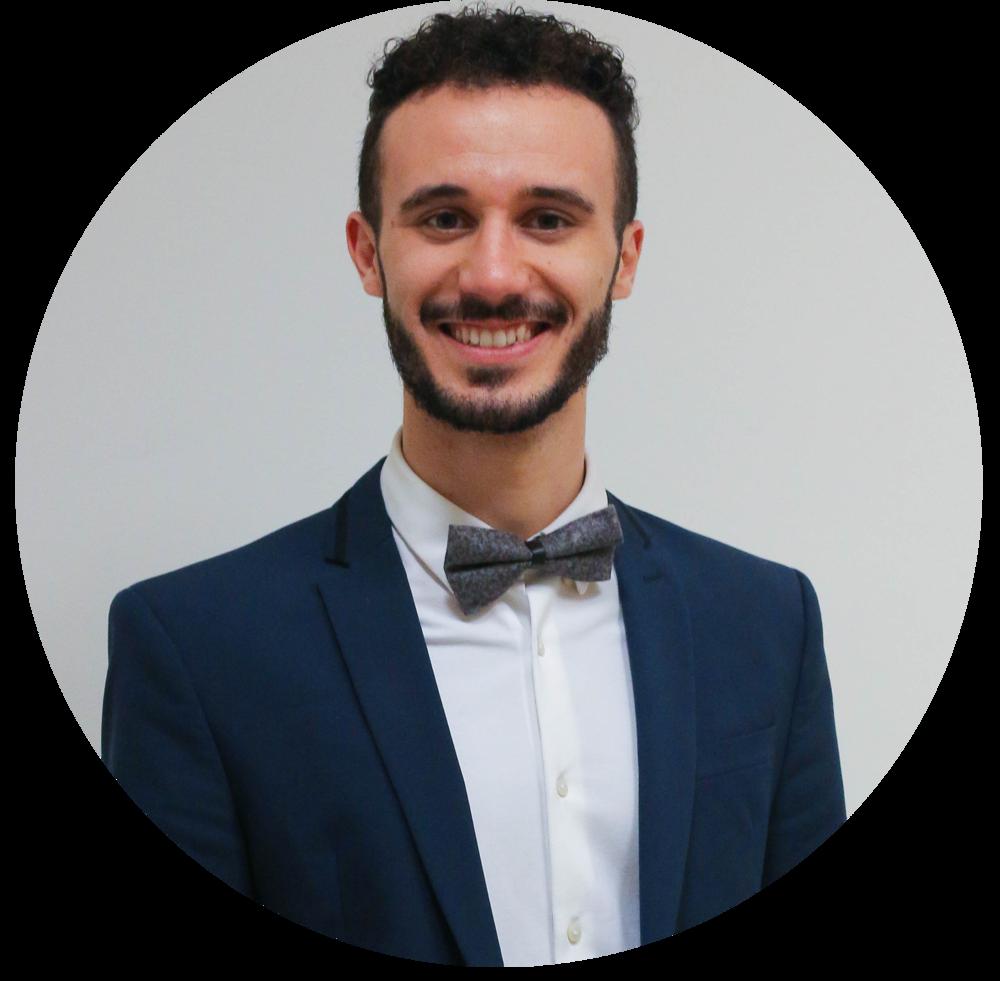 Matteo Chiarelli - ASSISTENTE COMUNICAZIONE