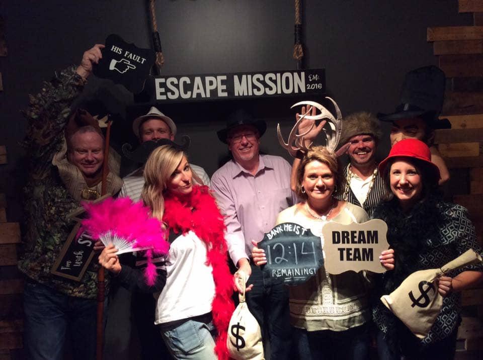 Chattanooga Escape Room Games