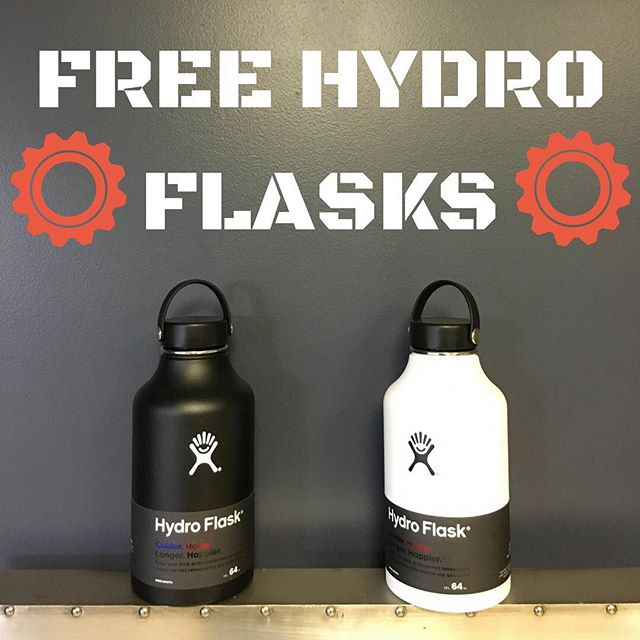 You and a friend can win one 64 oz Hydro Flask EACH! All you need to do is tag a friend you want to receive the other, both follow us on instagram, and both like this photo! Contest begins June 28th and will end July 5th. The winners will posted and sent a message July 6th. Good Luck! . . . #escaperoom #escaperooms #escape #chattanooga #tennessee #chattanoogatennessee #universityoftennessee #utc #mocs #downtownchattanooga #northshorechattanooga