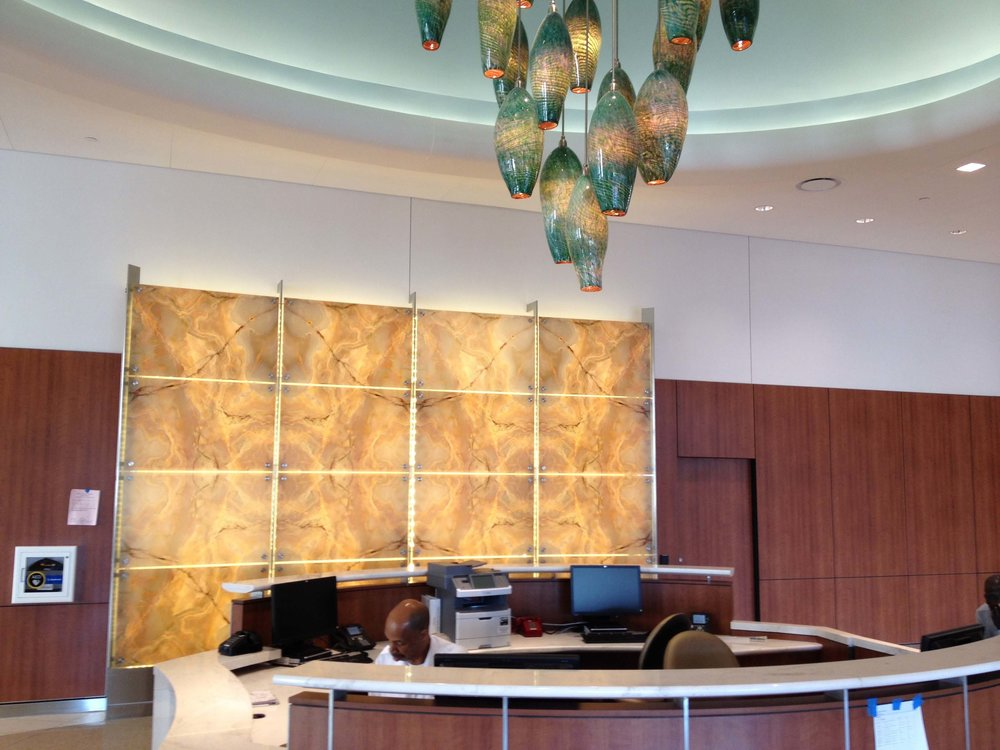 new-maternity center chandelier closeup with desk low res.jpg