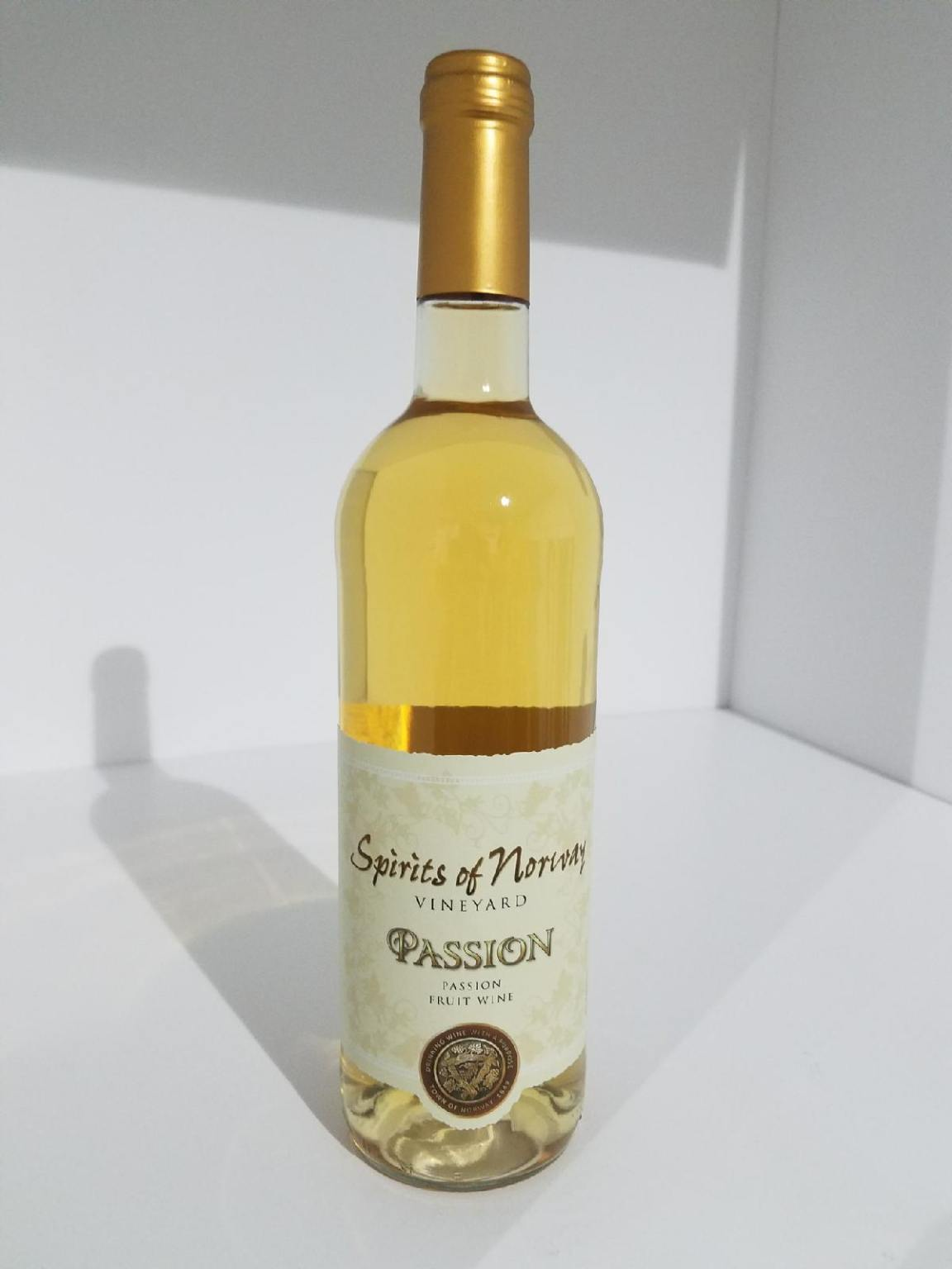 Passion New Release Spirits Of Norway Vineyard