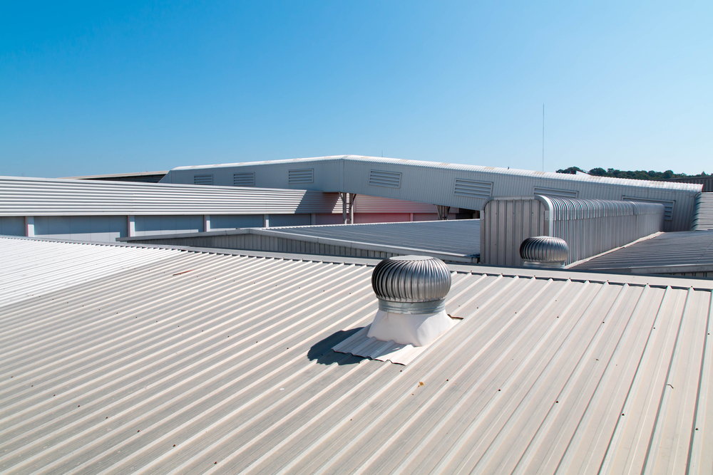 metal commercial roofing dallas