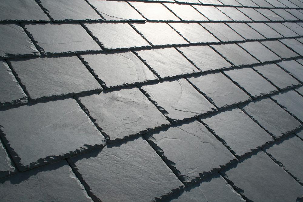 Slate Shingle roof