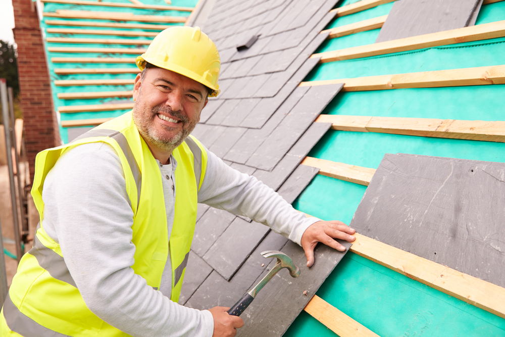 roofing professional