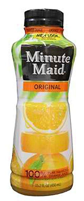 Minute Maid Juices