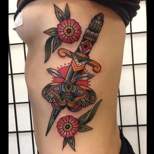 Allie Marie Tattoos