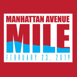 Manhattan Avenue Mile