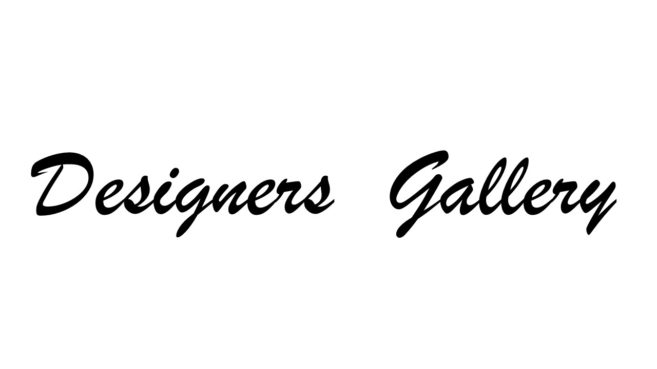 Designers Gallery          Designers Gallery will be closed on Monday 10, 2019