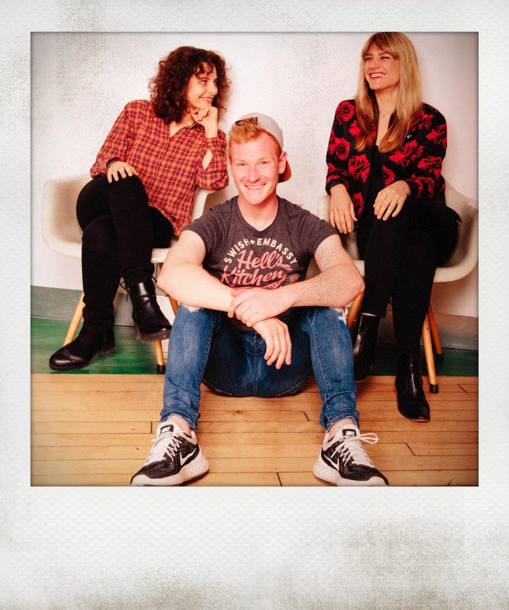 Nicole, Nathanael and Sara