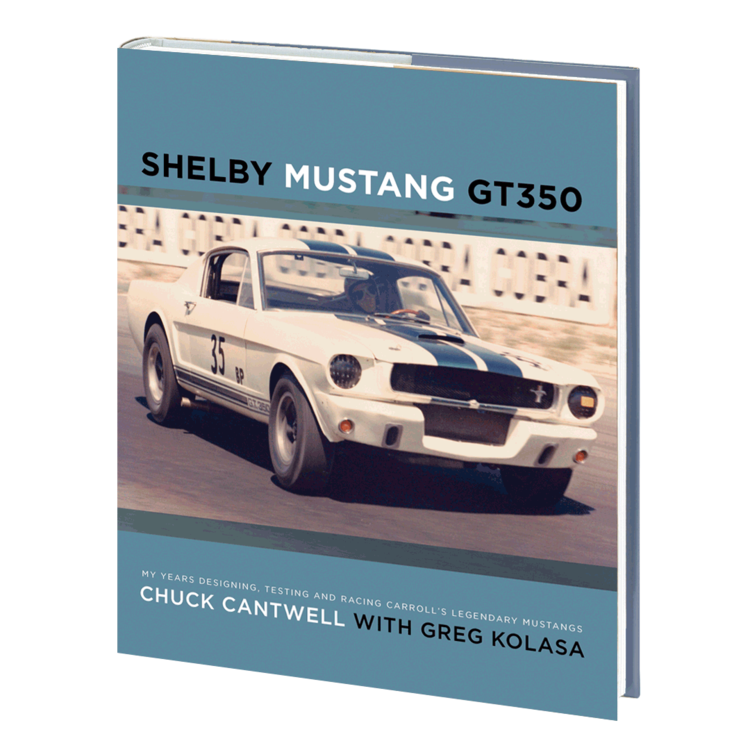 Shelby Mustang GT350 — David Bull Publishing