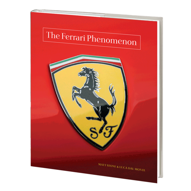 The Ferrari Phenomenon David Bull Publishing