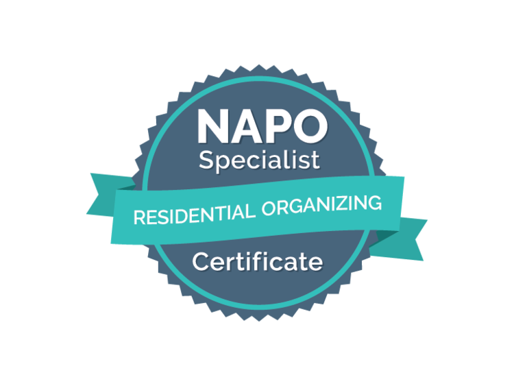 NAPO Residential Organizing - National Association of Professional Organizers