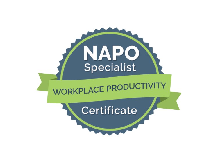 NAPO Workplace Productivity - National Association of Professional Organizers