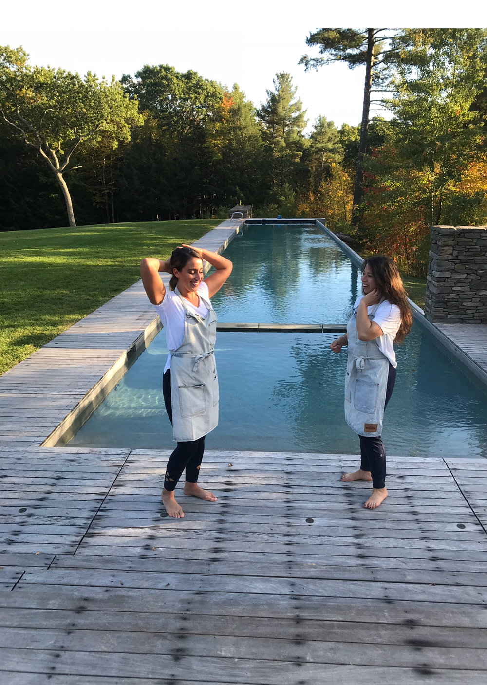 Plant Based Recipes from Our Signature Retreat Menu. Berkshires, MA October 2017