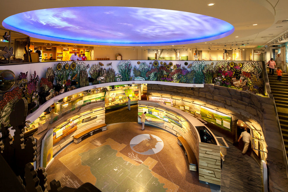Flint Hills Discovery Center completed