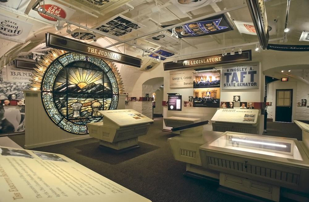 ohio statehouse museum