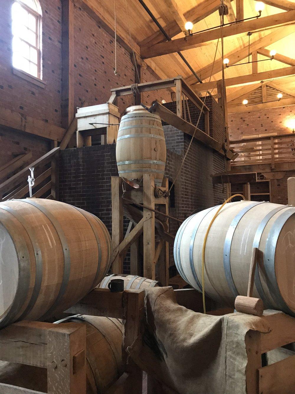 The Historic Carillon Brewing Company at Dayton History and Carrillon Park.