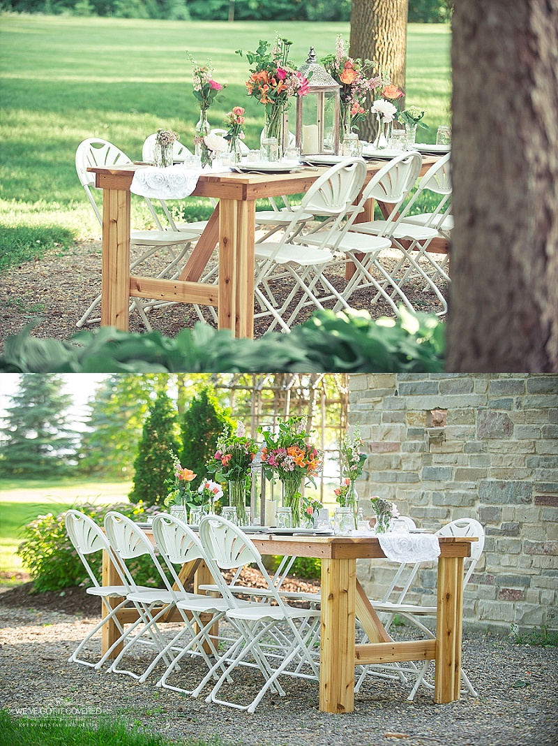 Photography:  The Anthologie Photography   Venue:  The Gardens of Castle Rock   Coordination:  Rustic Elegance Weddings & Events