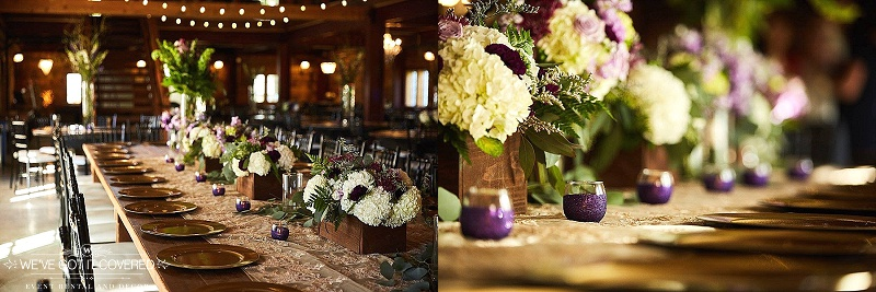 Venue: Historic Furber Farm Coordination: Rustic Elegance Weddings & Events