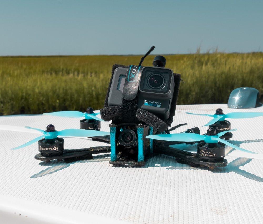Custom 100mph+ Race Drone -