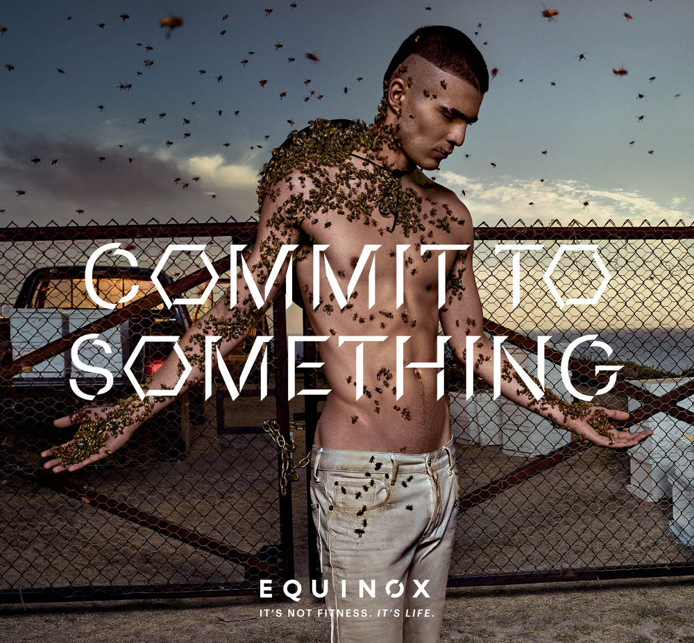 DreamCloud is proudly partnered with  EQUINOX GYM .