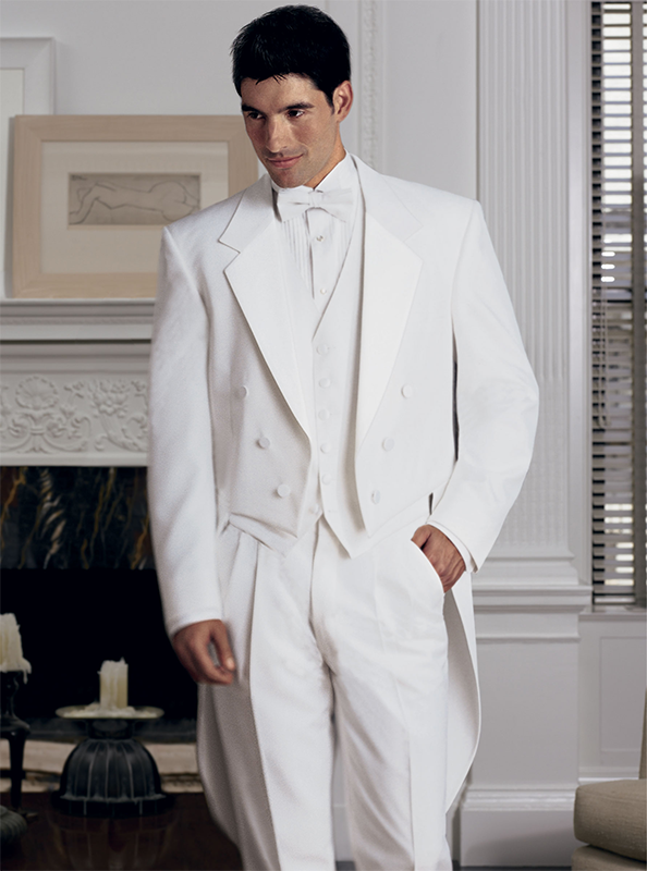White Notch Full-Dress