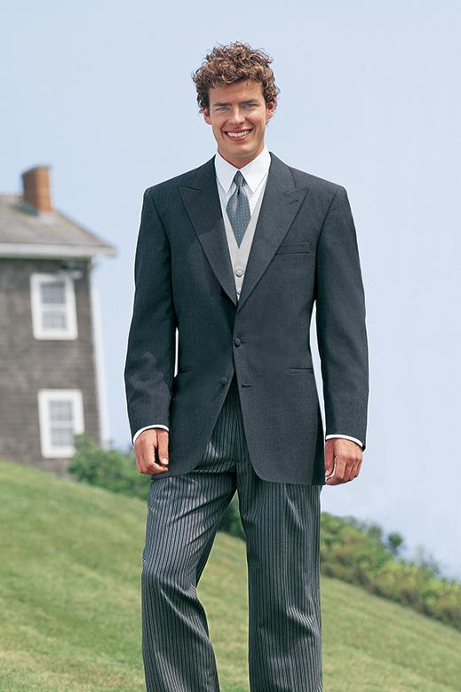 Grey Stroller Suit