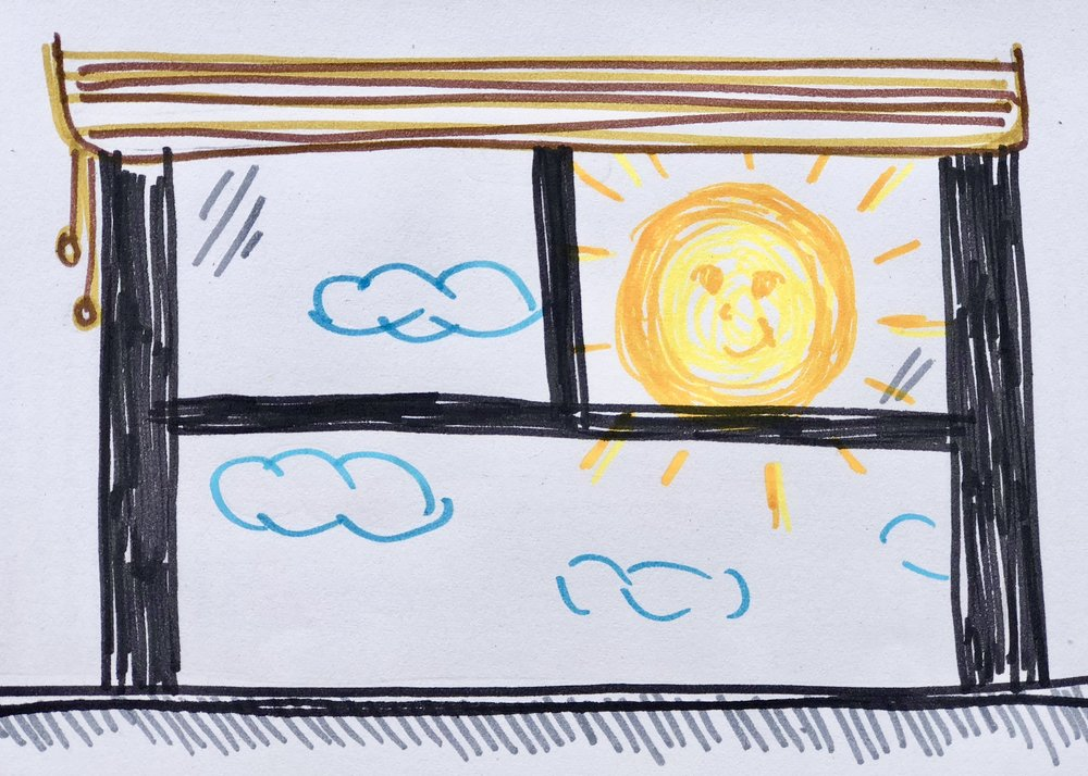 simple-things-that-make-me-happy-sunshine