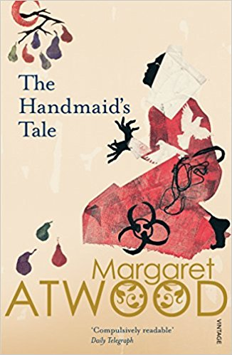 Image via Amazon . The Handmaid's Tale by Margaret Atwood.