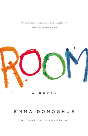 Image via Goodreads.  Room by Emma Donoghue