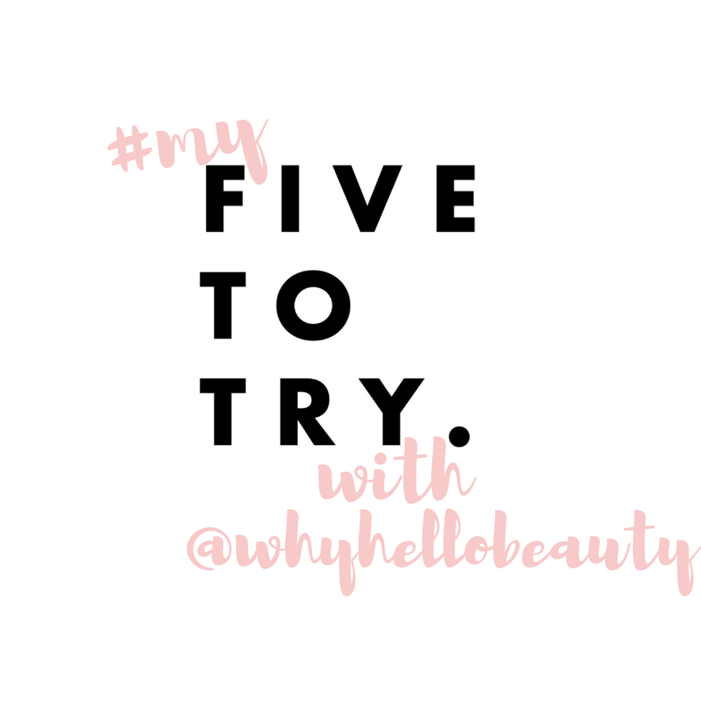 5 Things To Try With Why Hello Beauty -