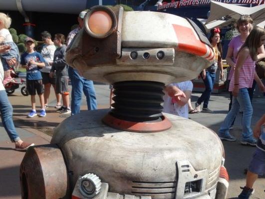 Disney Imagineering — Nick Peterson - Electro-Mechanical Engineer