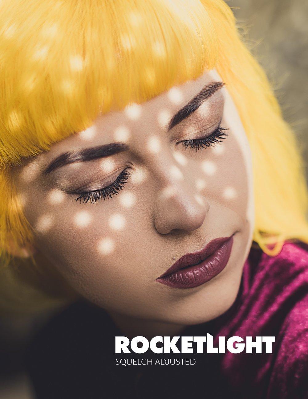 Vera Change for Rocketlight mag