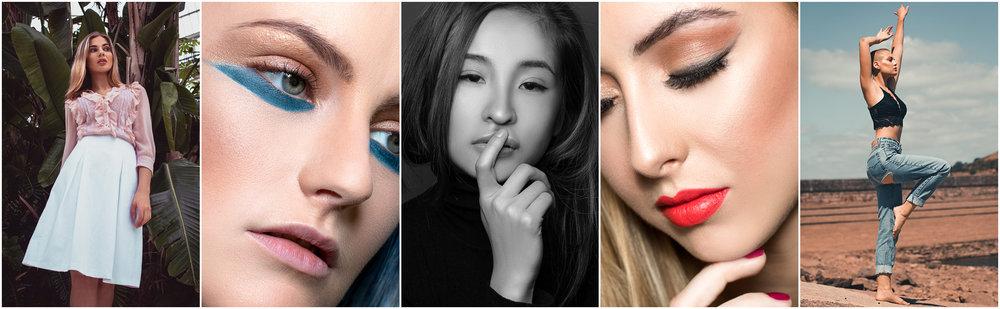 Vera Change - beauty, fashion, editorials