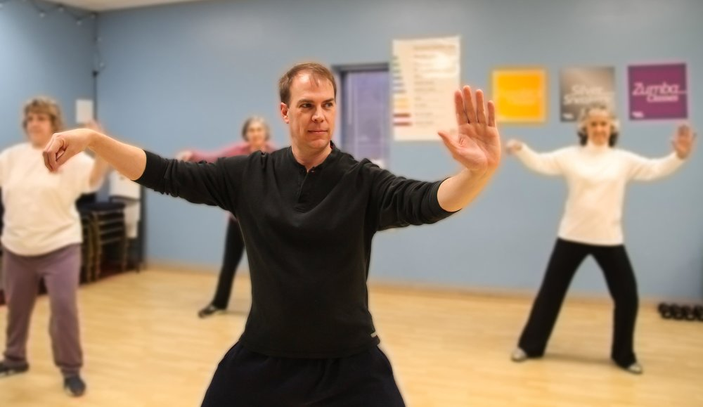 Tai Chi - INCLUDED WITH MEMBERSHIPTai Chi is the ancient form of self-defense combined with deliberate, gentle movements with slow, rhythmic motions to focus on calmness and balance. The class welcomes beginners and those with experience to seek the physical and mental benefits. Let us know if you're ready to try something new.