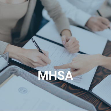 Learn More About MHSA