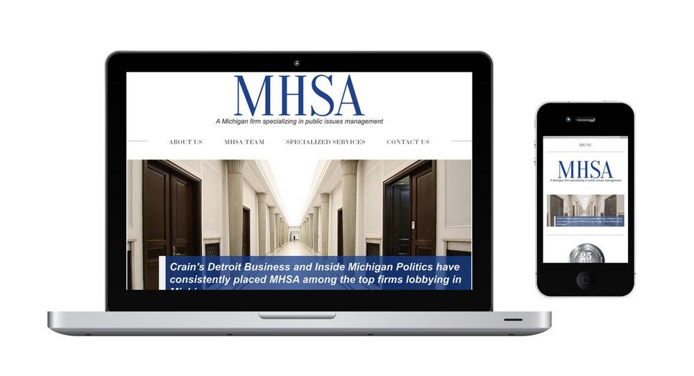 MHSA - Screens