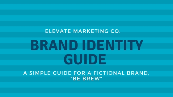Marketing Consulting - Brand Identity Guide