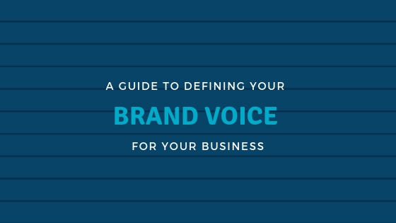 Marketing Consulting - Defining Your Brand Voice