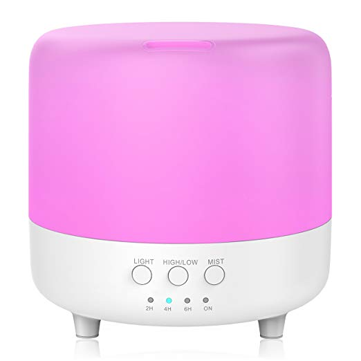 Essential Oil Diffusionis the process of dispersing essential oils so that their aroma fills a room or an area with the natural fragrance.  -