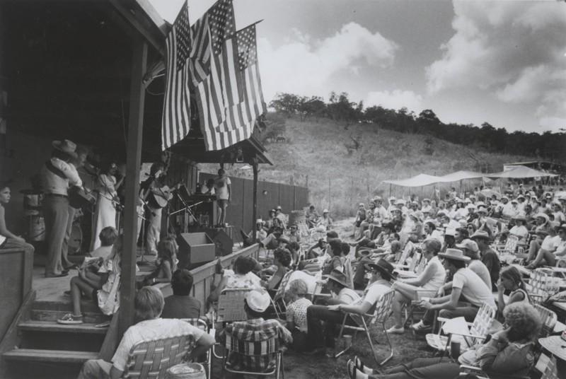 Kerrville Folk Festival 1977